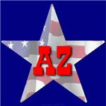 AZ Patriotic State Star