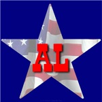 AL Patriotic State Star