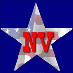 NV Patriotic State Star