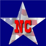 NC Patriotic State Star