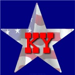 KY Patriotic State Star