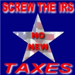 Screw The IRS No New Taxes