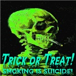Trick or Treat Smoking Is Suicide