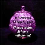 Charity begins at home with family