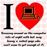 I Love Cyber Sex Quote #69a