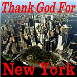 Thank God For New York!