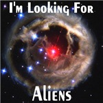 I'm Looking For Aliens