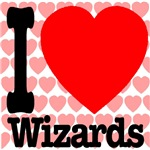 I Love Wizards