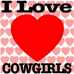 I Love Cowgirls