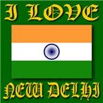 I Love New Delhi