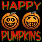 Happy Pumpkins Style 2
