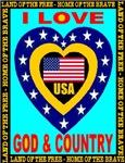 I Love God & Country
