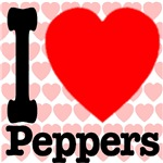 I Love Peppers