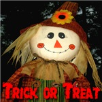 Trick or Treat Scarecrow