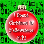 Christmas In Yellowstone N.P.