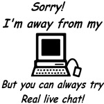 Try Real Live Chat