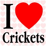 I Love Crickets