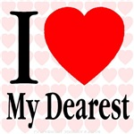 I Love My Dearest