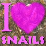 I (Heart) Snails