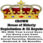 Crown House of Elderly Exploitation & Ill Repute