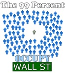 Occupy Wall Street what 99% looks like