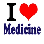 I love Medicine