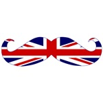 British mustache