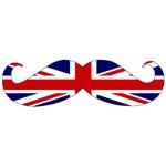 British mustache