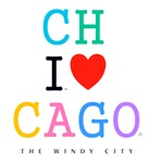 Chicago I Love The Windy City Classic Rainbow Colo