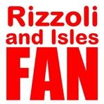 Rizzoli and Isles Fan
