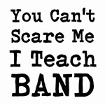 You Cant Scare Me I Teach Band