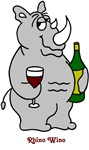 Rhino Wino w/Bottle