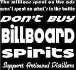 Don't Buy Billboard Spirits