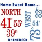 rhinebeck coordinates R&B