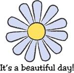 Blue Daisy - Beautiful Day