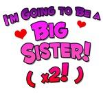Big Sister / Twins!