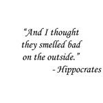 The Empire Strikes Back - Hippocrates