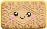 Cute Vanilla Cookie
