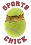 Tennis Chick 3