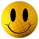Golf Smiley
