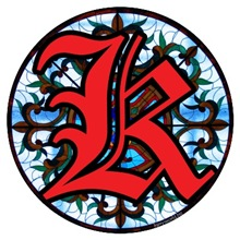 Stained Glass K