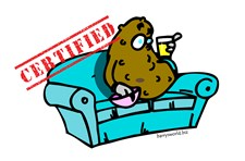 These days, you can get certified as just about anything. Well, almost anything. Think you're a real couch potato? Well, now you can show the world that you don't just think it -- you're actually certified!