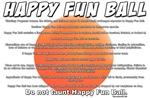 Hapy Fun Ball