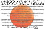 Hapy Fun Ball