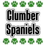 Clumber Spaniels