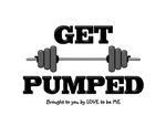 GET PUMPED - LOVE TO BE ME