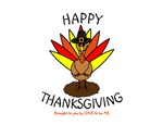 HAPPY THANKSGIVING - LOVE TO BE ME