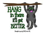 HANG IN THERE - CAT