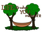 RELAX - LIFE-IT'S WHAT YOU MAKE OF IT