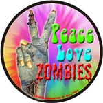 Peace Love Zombies